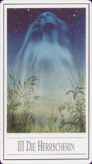 Cards from Ananda Tarot