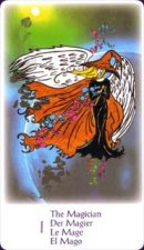 Cards from Angel Tarot