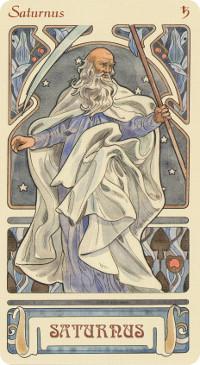 oracle astrological cards tarot card