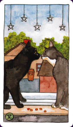 Cat Tarot6