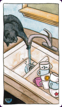 Cat Tarot7
