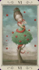 Cards from Nicoletta Ceccoli Tarot