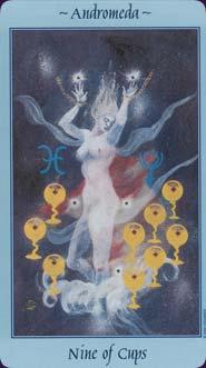 The Celestial Tarot Celestial-03132