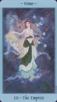 Celestial Tarot Reviews amp Images Aeclectic Tarot