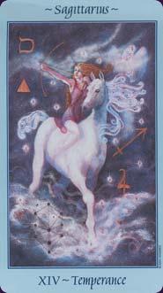 The Celestial Tarot Celestial-03136