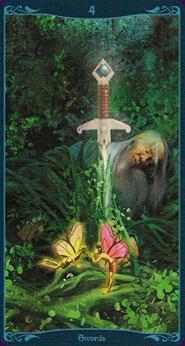 Tarot The Celtic Fairies