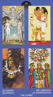 Comparative Tarot