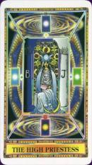 Cards from Diamond Tarot