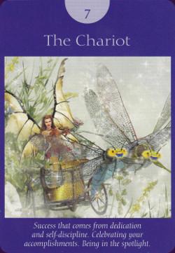 how to read fairy tarot cards