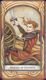 Knight of Swords