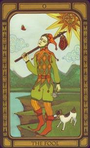 Golden Tarot Golden Tarot Liz Dean
