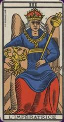 Cards from Tarot of Marseilles (Grimaud)