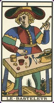 Card Images from the Le Veritable Tarot de Marseille (Hadar) 5af3d170076b