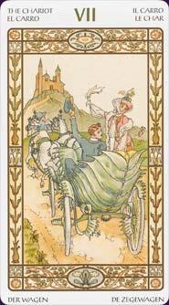 Harmonious Tarot Chariot Card