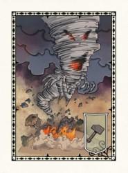 Storm Witch Fantasy