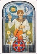 Cards from Jungian Tarot