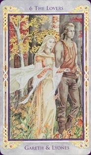Please explain the Arthurian legend?