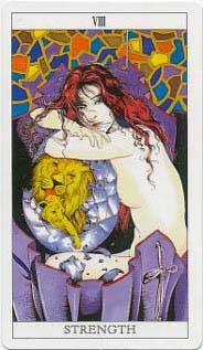 Love And Mystery Tarot