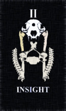 Cards from Magick Bones of Tarot