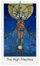 Cards from Mary-El Tarot
