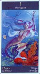 Cards from Tarot of Mermaids