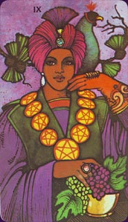 Morgan Greer Tarot Cards by Bill Greer 2004 Lloyd Morgan