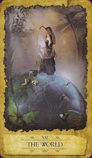 Mystic Dreamer Tarot Reviews amp Images Aeclectic Tarot