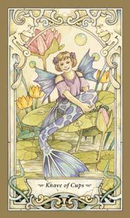 Mystic Faerie Tarot Reviews & Images   Aeclectic Tarot