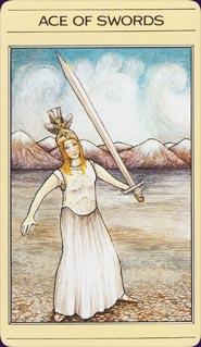 Mythic Tarot