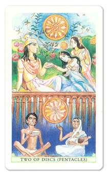 3 card tarot reading in hindi