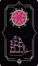 Cards from Sacred Mandala Lenormand Oracle