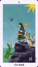 Cards from Sun and Moon Tarot