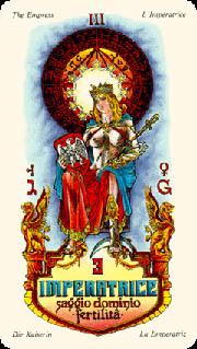 thoth tarot deck the star