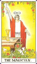 Cards from Universal Waite Pocket Tarot