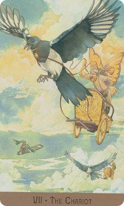 Buy A Harp >> Victorian Fairy Tarot