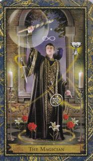 Wizards Tarot (Kenner) Reviews & Images  Aeclectic Tarot